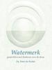 Peter de Ruiter ,Watermerk