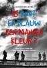 Katrien Van der Heyden ,Is bont en blauw een mannenkleur?