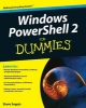 Seguis, Steve,Windows PowerShell 2 For Dummies