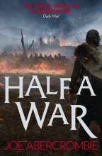 Joe,Abercrombie Half a War