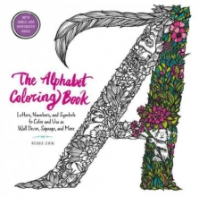Chin, Renee The Alphabet Coloring Book