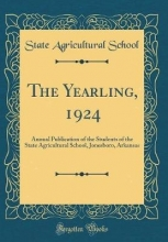 School, State Agricultural The Yearling, 1924