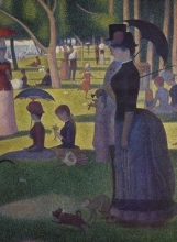 Georges Pierre Seurat A Sunday Afternoon on the Island of La Grande Jatte Notebook