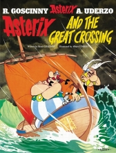 Rene,Goscinny Asterix  Asterix and the Great Crossing (english)