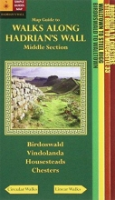 David Watson,   Rosemary Watson Walks Along Hadrians Wall: Middle Section. Map-Guide