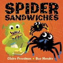 Freedman, Claire Spider Sandwiches