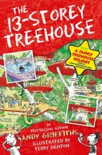 Andy,Griffiths 13-storey Treehouse