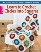 Jensen, Candi Learn to Crochet Circles Into Squares