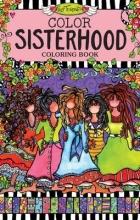 Suzy Toronto Color Sisterhood Coloring Book