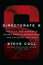 Steve,Coll Directorate S