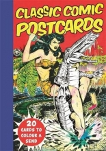 Michael O`Mara Books Classic Comic Postcards