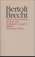 Brecht, Bertolt Werke. Große kommentierte Berliner und Frankfurter Ausgabe. 30 Bände (in 32 Teilbänden) und ein Registerband
