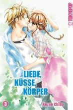 Chiba, Kozue Liebe, Küsse, Körper 03