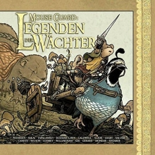 Petersen, David Mouse Guard - Legenden der W?chter 2