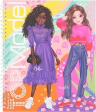 11504 a , Create your topmodel kleurboek