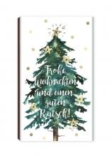 , Kerst luciferdoosje boompje