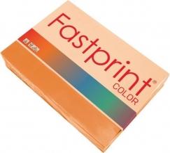 , Kopieerpapier Fastprint A4 80gr oranje 500vel