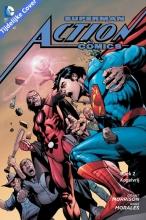 Morrison,,Grant/ Morales,,Greg Superman