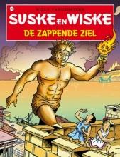 Willy  Vandersteen, Peter van Gucht, Luc  Morjaeu Suske en Wiske 312 De zappende ziel