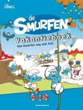 Peyo Smurfen Vakantieboek 2011