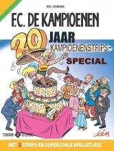 Hec  Leemans 20 jaar Kampioenenstrips special
