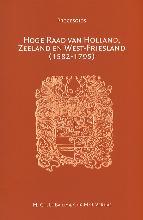 Chr.M.O. Verhas M.C. Le Bailly, Hoge Raad van Holland, Zeeland en West-Friesland (1582-1795)