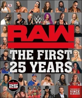 Dean Miller,   Jake Black,   Jonathan Hill,WWE RAW The First 25 Years