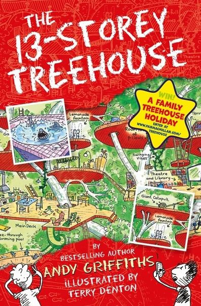 Griffiths, Andy,The 13-Storey Treehouse