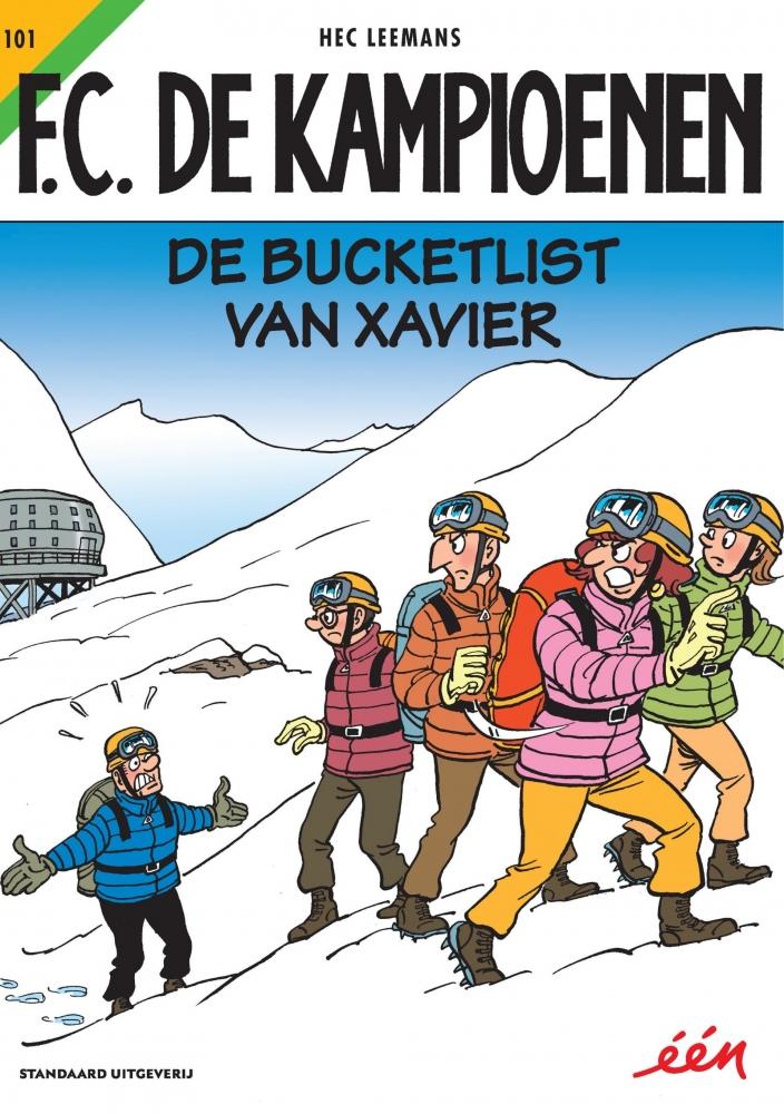 Hec Leemans,De bucketlist van Xavier