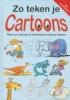 , Zo teken je cartoons