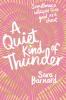 S. Barnard, Quiet Kind of Thunder