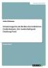 Richmann, Anika, Erinnerungsorte als Medien des kollektiven Ged?chtnisses. Der Landschaftspark Duisburg-Nord