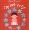 <b>Alona Frankel en C. Moorselaar</b>,Op het potje Basje (jongen)