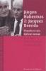 Jürgen Habermas, Filosofie in en tijd van terreur