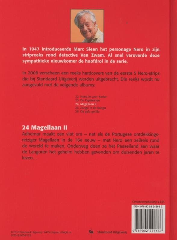 Marc Sleen,Magelaan II