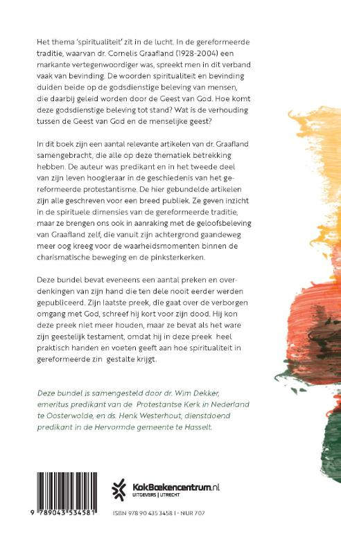 C. Graafland,Geest en leven