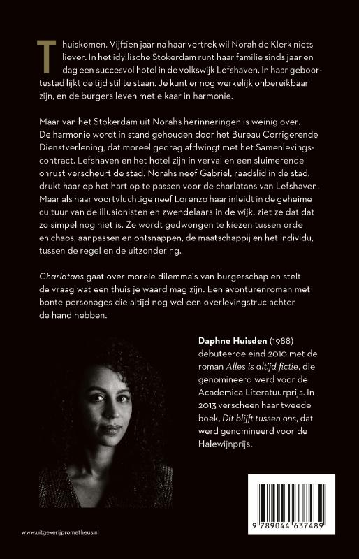 Daphne Huisden,Charlatans