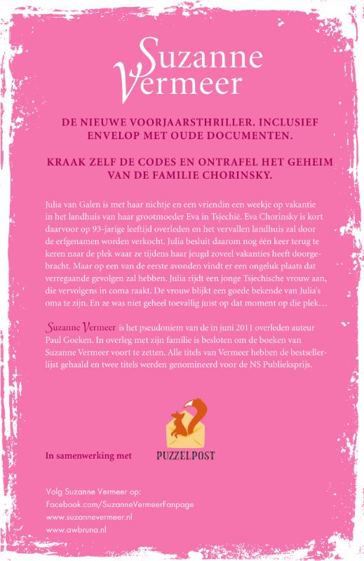 Suzanne Vermeer,Lentevuur