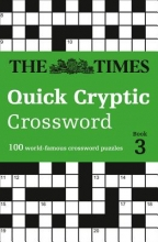 Times Quick Cryptic Crossword Book 3