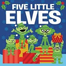 Public Domain Five Little Elves