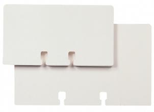 Systeemkaarten Rolodex 57x102mm
