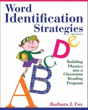 Fox, Barbara J. Word Identification Strategies