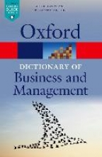 Law, Jonathan Dictionary of Business and Management