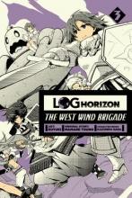 Touno, Mamare Log Horizon The West Wind Brigade 3