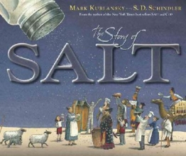 Kurlansky, Mark The Story of Salt