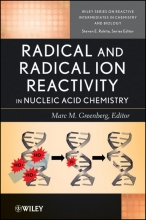 Greenberg, Michael D. Radical and Radical Ion Reactivity in Nucleic Acid Chemistry