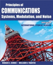 Ziemer, Rodger E. Principles of Communications