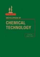 R. E. Kirk-Othmer Kirk-Othmer Encyclopedia of Chemical Technology, Volume 5