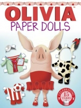 Olivia Paper Dolls