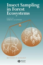 Simon R. Leather Insect Sampling in Forest Ecosystems